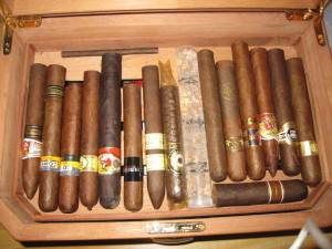 Summer Weather and Your Humidor